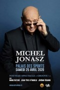 Michel Jonasz au Palais des Sports