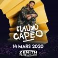 Claudio Capéo au Zénith de Paris