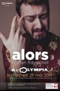Roman Frayssinet : Alors à L'Olympia