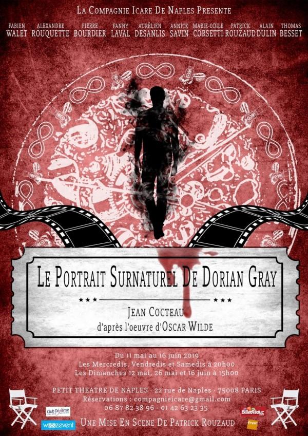 Le Portrait surnaturel de Dorian Gray au Théâtre de Naples