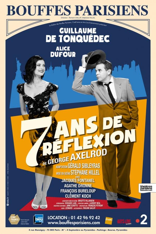 Sept ans de réflexion au Théâtre des Bouffes Parisiens