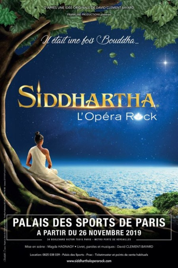 Siddhartha, l'opéra rock au Dôme de Paris - Palais des Sports