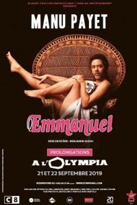 Manu Payet : Emmanuel à L'Olympia