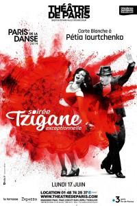 Carte blanche à Pétia Iourtchenko au Théâtre de Paris