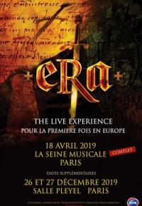Era - The Live Experience à la Salle Pleyel