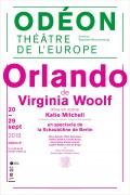 Orlando à l'Odéon - Théâtre de l'Europe