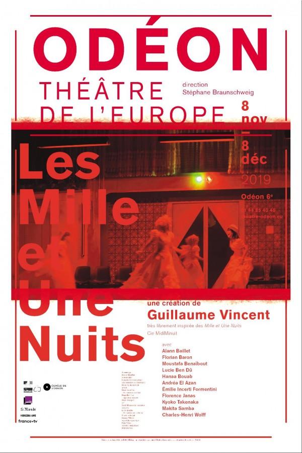 Les Mille et Une Nuits à l'Odéon - Théâtre de l'Europe