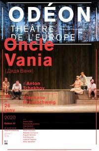 Oncle Vania à l'Odéon - Théâtre de l'Europe