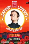 Jonathan Lambert : Looking for Kim au Théâtre Édouard VII