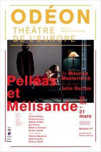 Pelléas et Mélisande à l'Odéon - Ateliers Berthier