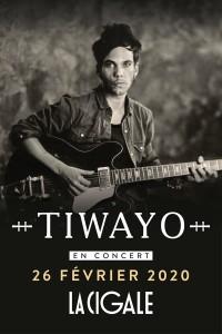 Tiwayo à la Cigale
