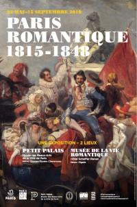 Paris romantique : 1815-1848 — Les salons littéraires au Musée de la Vie Romantique Scheffer-Renan