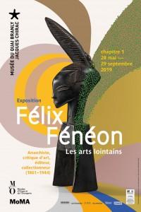 Félix Fénéon (1861-1944) au Musée du Quai Branly - Jacques Chirac
