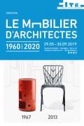 Le Mobilier d'architectes : 1960-2020 à la Cité de l'Architecture et du Patrimoine