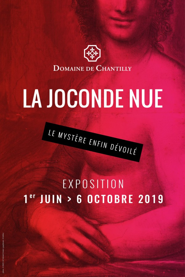 La Joconde Nue au Château de Chantilly