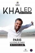 Khaled au Palais des Sports