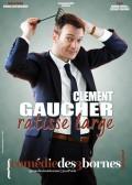 Clément Gaucher ratisse large à la Comédie des Trois Bornes