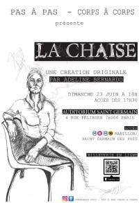 La Chaise à la MPAA Saint-Germain