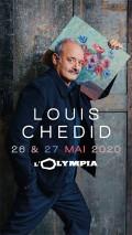 Louis Chedid à l'Olympia