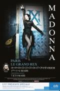 Madonna au Grand Rex