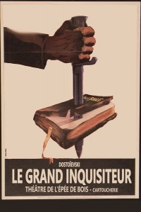 Le Grand Inquisiteur au Théâtre de l'Épée de Bois