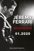 Jérémy Ferrari : Anesthésie générale à la Maison de la Mutualité