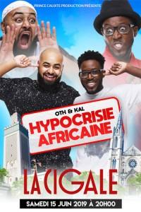 Oth & Kal : Hypocrisie africaine à La Cigale