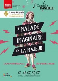 Le Malade imaginaire en la majeur à la Comédie Bastille