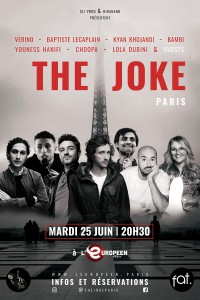 The Joke Paris à L'Européen
