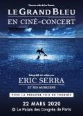 Ciné-concert : « Le Grand Bleu » au Palais des Congrès