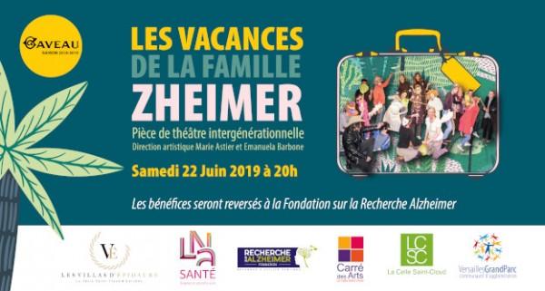 Les Vacances de la famille Zheimer à la Salle Gaveau