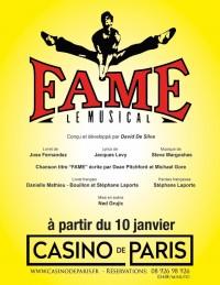Fame, le musical au Casino de Paris