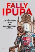 Fally Ipupa à l'AccorHotels Arena