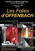 Les folies d'Offenbach au Théâtre du Gymnase