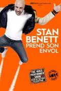 Stan Benett prend son envol à l'Alhambra
