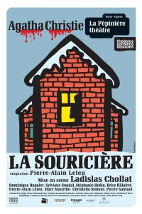 La Souricière au Théâtre La Pépinière