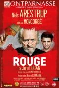 Rouge au Théâtre Montparnasse