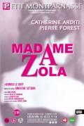 Madame Zola au Petit Montparnasse