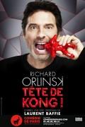 Richard Orlinski : Tête de Kong à la Comédie de Paris