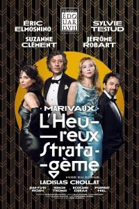 L'Heureux stratagème au Théâtre Édouard VII