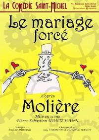 Le Mariage forcé à la Comédie Saint-Michel