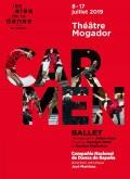 Carmen au Théâtre Mogador