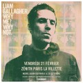 Liam Gallagher au Zénith de Paris