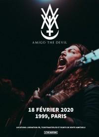 Amigo the Devil en concert
