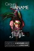 Cirque de Paname : Le Monde de Jalèya - Affiche