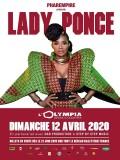 Lady Ponce à l'Olympia
