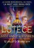 Lutèce 3000 ans d'histoires, La Nuit aux Invalides - Affiche