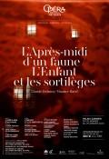 L'Après-midi d'un faune / L'Enfant et les sortilèges à l'Opéra Garnier