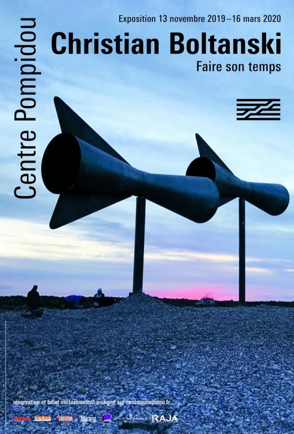 Boltanski au Centre Georges-Pompidou