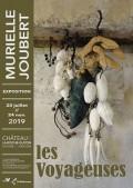 Murielle Joubert, Les voyageuses au Château de la Roche-Guyon